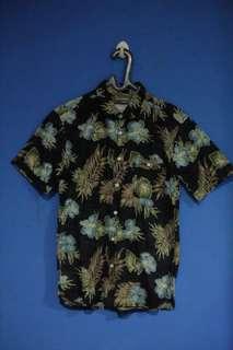 Kemeja Mister Jiro Floral / Hawaian Shirt