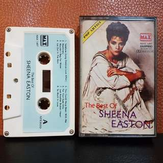 Cassette》The Best Of Sheena Easton