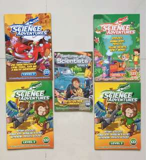 The Young Scientists Science Adventures