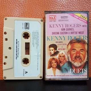 Cassette》Kenny Rogers Duet