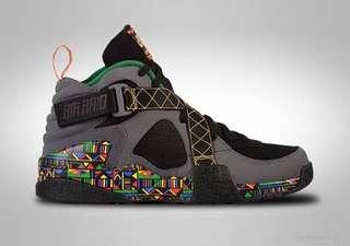Nike air raid peace/urban jungle