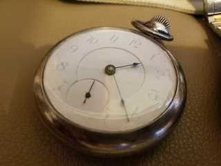 全銀古董陀錶17石 正常,保存好好