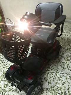 Four Wheel Scooter