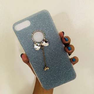 Glitter 3D Butterfly for Iphone 7plus/8plus