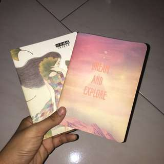 small notebooks #PayDay30