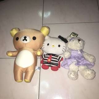 pre-loved plushies #PayDay30