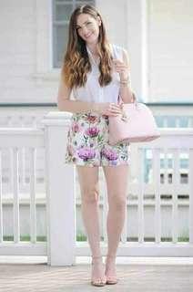 Terno- top and shorts