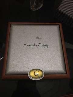 Kotak jam Akexander christie
