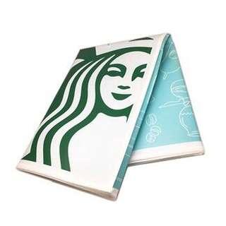 🇹🇼台灣[Starbucks 星巴克]野餐墊🇹🇼
