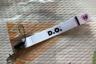 EXO DO short lanyard