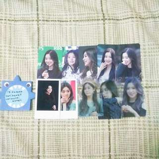 IRENE SG PHOTOCARDS