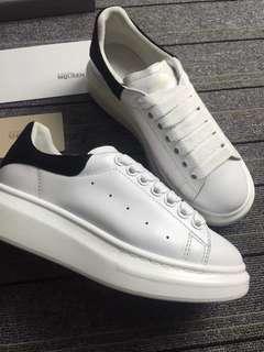 "authentic brand new full set alexander mcqueen "" oversized "" sneakers"