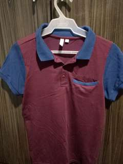 Penshoppe polo shirt for men