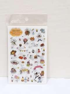 Happy Life Stickers