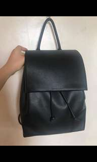Charles and Keith Front Flap Backpack
