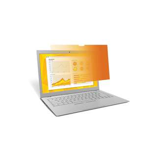 3M™ GOLD PRIVACY FILTER 12.1W6 1/2 X 10 3/8 WIDESCREEN FITS 12.1 SCREEN