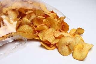 Kerepek Ubi/Tapioca chips for Hari Raya!