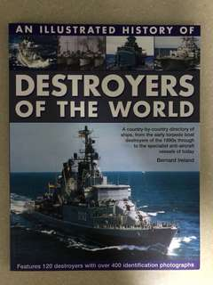 Destroyers Of The World by Bernard Ireland