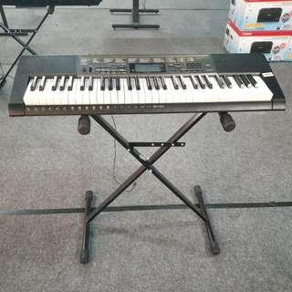Keyboard casio lk-265 bisa dicicil cepat