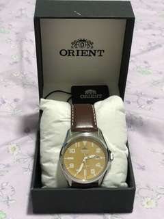 Orient automatic watch model no. ER-2D-CO-A