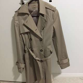 Cooper St Trench Coat size 8