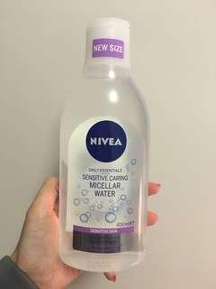 Nivea Daily Essentials Sensitive Micellar Water 400ml