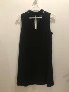 Zalora Choker Dress