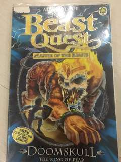 Beast Quest-Doomsking The King of Fear
