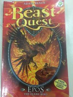 Beast Quest-Epos The Flame Bird