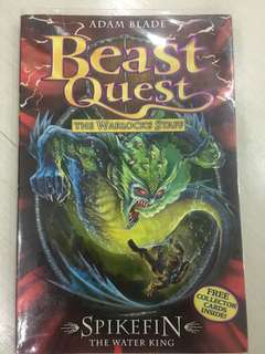 Beast Quest-Spikefin The Water King