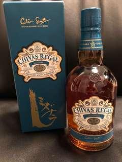 Chivas Regal whisky 日本威士忌