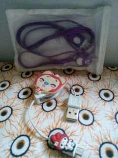 Kabel USB Hp Karakter