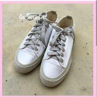 Sneakers satin