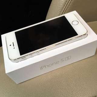 🚚 Iphone 5S 白色16G