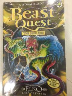 Beast Quest-Elko Lord of the Sea