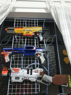Nerf Modified