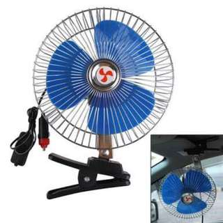 Portable Fan - For Car
