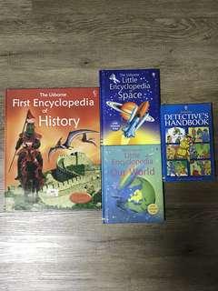Usborne Book Series