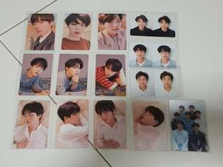 [WTT] BTS LOVE YoURSELF Tear photocards