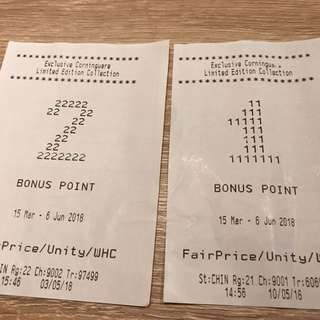 NTUC Points: Exclusive Corning Ware Collection