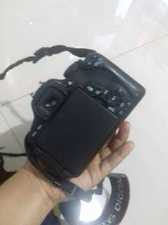 Jual camera canon 600d