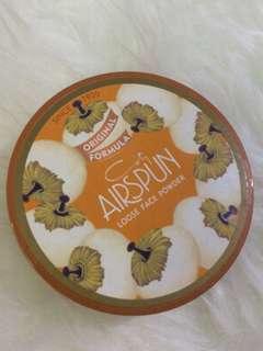 Coty Airspun Translucent Powder