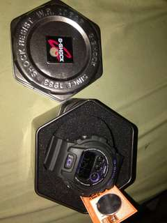 Gshock DW 6900 waterproof