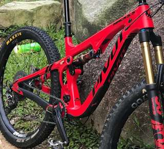 Pivot Mach 5.5 Bike Frame Only for sale (size -small)