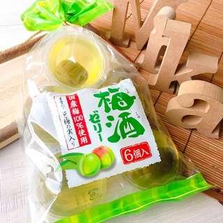 «Kimi Shop» 日本➜預購 日本國產梅酒果實果凍