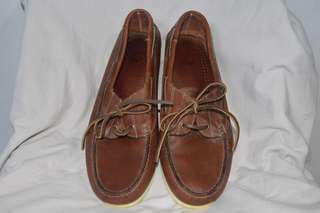 G.H. Bass & Co. Men's Topsiders (Brown)