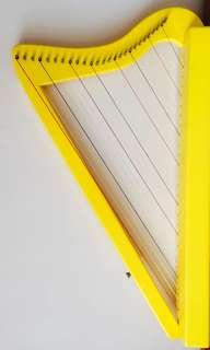 26絃小豎琴