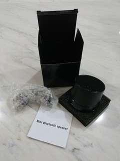 Mini Bluetooth Speaker (black)
