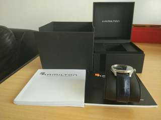 Hamilton Jazzmaster - Jual RUGI Kondisi New Warranty International 2 years