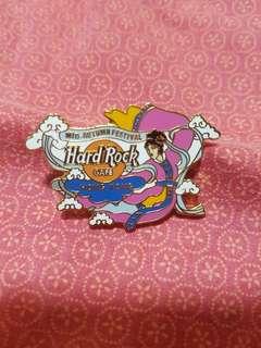 Hong Kong Hard Rock Cafe Pins